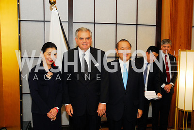 Yoriko Fujisaki,Sec.Ray LaHood, Amb.Ichiro Fujisaki,November 7,2012,Farewell to the Fujisakis,Kyle Samperton