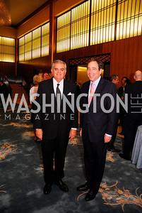 Sec Ray LaHood, Tom Nides,November 7,2012,Farewell to the Fujisakis,Kyle Samperton