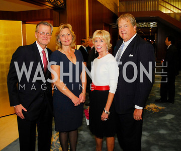 Amb. Jonas Hafstrom,Eva Hafstrom,Kathy Kemper,Bo Kemper,November 7,2012,Farewell to the Fujisakis,Kyle Samperton