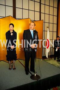 Yoriko Fujisaki, Amb.Ichiro Fujisaki,November 7,2012,Farewell to the Fujisakis,Kyle Samperton