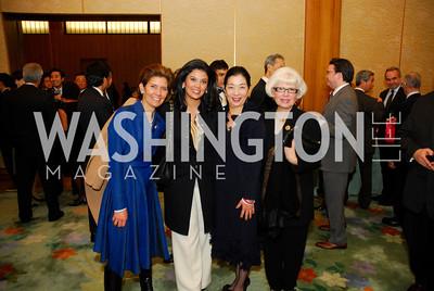Capricia Marshall,Rosa Djalal,Yoriko Fujisaki, Natalia Kislyak,November 7,2012,Farewell to the Fujisakis,Kyle Samperton