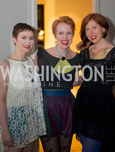 """Fashion Fights Poverty """"Dress Responsibly"""" at Artisphere.  Photo by Ben Droz"""