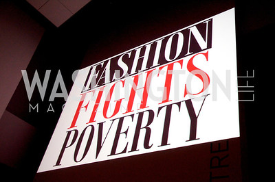 "Fashion Fights Poverty ""Dress Responsibly"" at Artisphere.  Photo by Ben Droz"