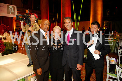 Andre Spearman, Elise Lefkowitz,Mark Lefkowitz,April 14,2012,Fashion For Paws,Kyle Samperton
