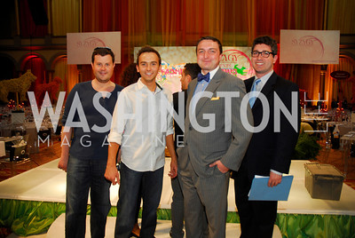 Brendan Kownacki,Tommy McFly,Chris Brown,Mike Drake,April 14,2012,Fashion For Paws,Kyle Samperton
