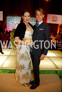Elisa Farr,Robert Williams,April 14,2012,Fashion For Paws,Kyle Samperton