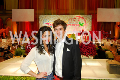 Candace Ourisman,Chris Ourisman,April 14,2012,Fashion For Paws,Kyle Samperton