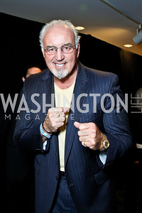 Boxer Gerry Cooney. Photo by Tony Powell. Fight Night. Hilton Hotel. November 1, 2012