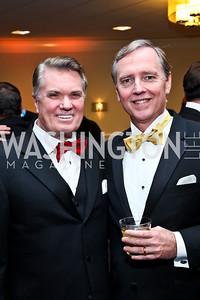 Jack Quinn, Ted Wright. Photo by Tony Powell. Fight Night. Hilton Hotel. November 1, 2012