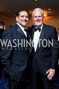Roger Mody, Jack Davies. Photo by Tony Powell. Fight Night. Hilton Hotel. November 1, 2012