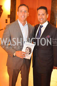 "Christopher Tavlarides, Fight For Children's kickoff for Fight Night at the Italian Embassy.  Premier of the documentary ""The Good Son"", tells the story of Ray 'Boom Boom' Mancini.  Photo by Ben Droz"