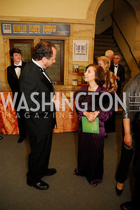 Aaron Posner,Lady Westmacott,,April 18.2012,Folger Gala,Kyle Samperton