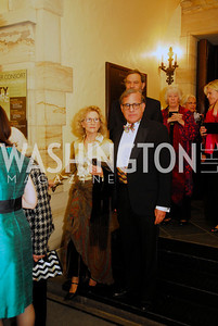 Joanne Ruxin,Paul Ruxin,April 18.2012,Folger Gala,Kyle Samperton