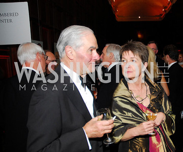 Warren Cox,Dorothy Kosinski,,April 18.2012,Folger Gala,Kyle Samperton