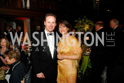 David Gardiner,,Meg Gardiner,April 18.2012,Folger Gala,Kyle Samperton