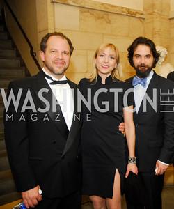 Aaron Posner,Kate Eastwood Norris,Cody Nickell,,April 18.2012,Folger Gala,Kyle Samperton