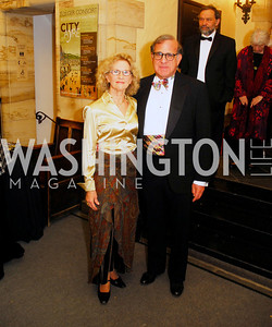 Joanne Ruxin,Paul Ruxin,April 18.2012,Folger Gala,Kyle Samperton