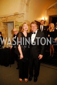 Lucy Ennis,Stephen Ennis,April 18.2012,Folger Gala,Kyle Samperton