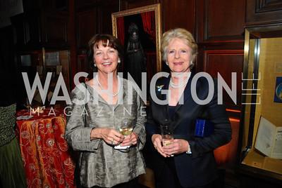 Marcia Carter,Diana Walker,April 18.2012,Folger Gala,Kyle Samperton