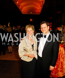 Nyla Whitmore,Michael Whitmore,April 18.2012,Folger Gala,Kyle Samperton