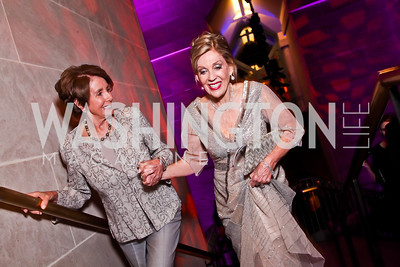 Nancy Pelosi, Dame Jillian Sackler. Photo by Tony Powell. Freer|Sackler 25th Anniversary Gala. November 29, 2012