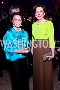 Lucky Roosevelt, Kathleen Hearst. Photo by Tony Powell. Freer|Sackler 25th Anniversary Gala. November 29, 2012