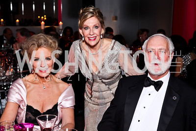 Princess Michael of Kent, Dame Jillian Sackler, Wayne Clough. Photo by Tony Powell. Freer|Sackler 25th Anniversary Gala. November 29, 2012