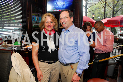 Mary Beth Staneck,,John Staneck,March 24,2012,GM  pre-reception at Elephant And   Castle for Watershed,Kyle Samperton