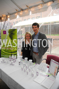 Susy Young ,Cody Barry,April 18,2O12,Georgetown Sip and Sale,Kyle Samperton