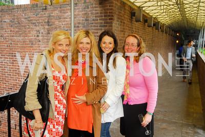 Krista Johnson,Allison Priebe Brooks,JenniferMellon Peters,Sara Regan,April 18,2O12,Georgetown Sip and Sale,Kyle Samperton
