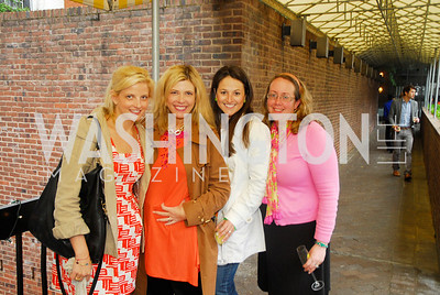 Krista Johnson,Allison Priebe Brooks,JenniferMellon Peters,Sara Regan,April 18,2O12,Georgetown Sip and Sale,Kyle Samperton