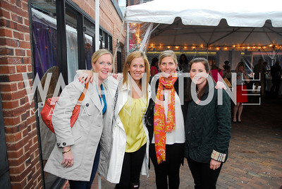Carolyn George,Sarah Miller,Jessica Sterchi,,Archer Davis,April 18,2O12,Georgetown Sip and Sale,Kyle Samperton