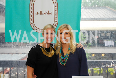 Laura Tanner,Elizabeth Banks,April 18,2O12,Georgetown Sip and Sale,Kyle Samperton