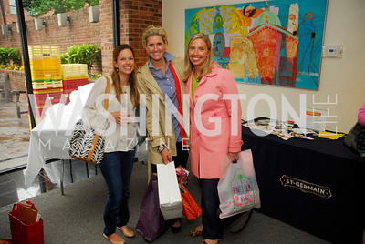 Alissa Brawner,Sarah Secrest,Brooke Wright.,April 18,2O12,Georgetown Sip and Sale,Kyle Samperton