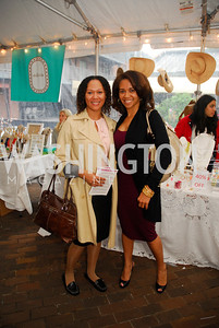 Kimberly Martin,Tiffany Atwell,April 18,2O12,Georgetown Sip and Sale,Kyle Samperton