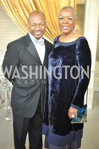 Lionell Thomas and Antoinette Ford