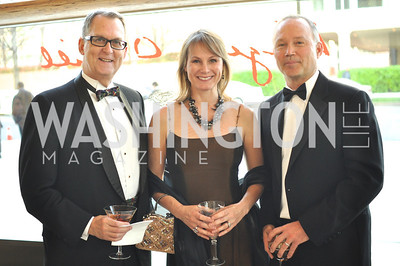 William Bartolini, Amy and Joe Swank