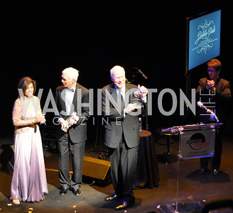 Arena Stage hosted their annual Golden Gala