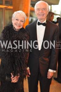 Senator Thad Cochran (MS) and Kay Webber