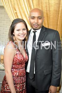 Carolyn and Anthony Jackson