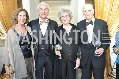 Peggy and David Shiffrin, Sue and Amnon Golan