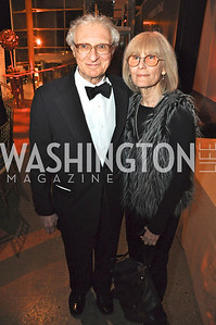 Mr. and Mrs. Sheldon Harnick  Arena Stage hosted their annual Golden Gala