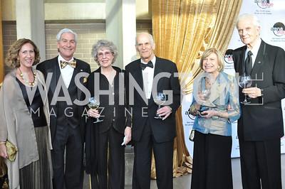Peggy and David Shiffrin, Sue and Amnon Golan, Charlotte and Hank Schlosberg