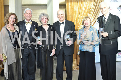 Peggy and David Shiffrin, Sue and Amnon Golan, Charlotte and Hank Schlosberg