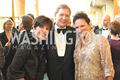 Courtney and Scott Pastrick, Andrea Weiswasser