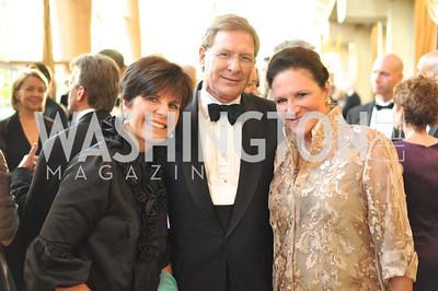 Courtney and Scott Pastrick, Andrea Weiswasser