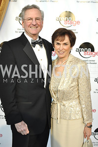 Steve and Sue Bralov Arena Stage hosted their annual  Gala