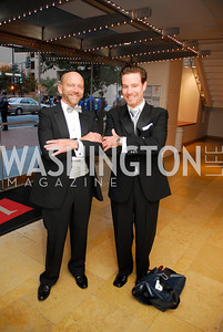 Michael Klein,Ethan Sweeny,October 15,2012,Harman Center for the Arts Gala,Kyle Samperton