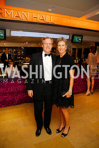 John Haugue,Meg Haugue,October 15,2012,Harman Center for the Arts Gala,Kyle Samperton