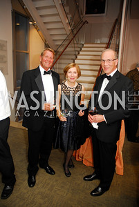 David Dunning,Margaret Dunning, Robert Liberator,October 15,2012,Harman Center for the Arts Gala,Kyle Samperton